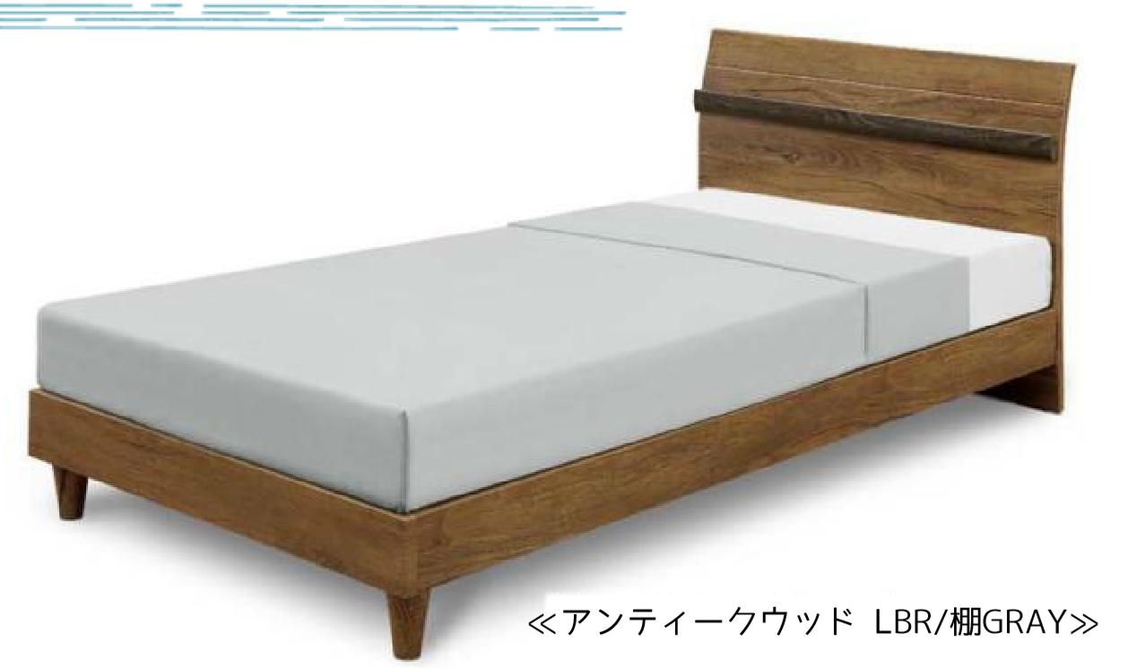 大人気 シングル ベッド フレーム|お洒落で かなりお買いな得ベッドの画像1