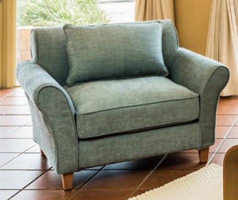 1人用おしゃれソファー ドライクリーニング可能ファブリックソファー 選べる21色|種田家具の画像1