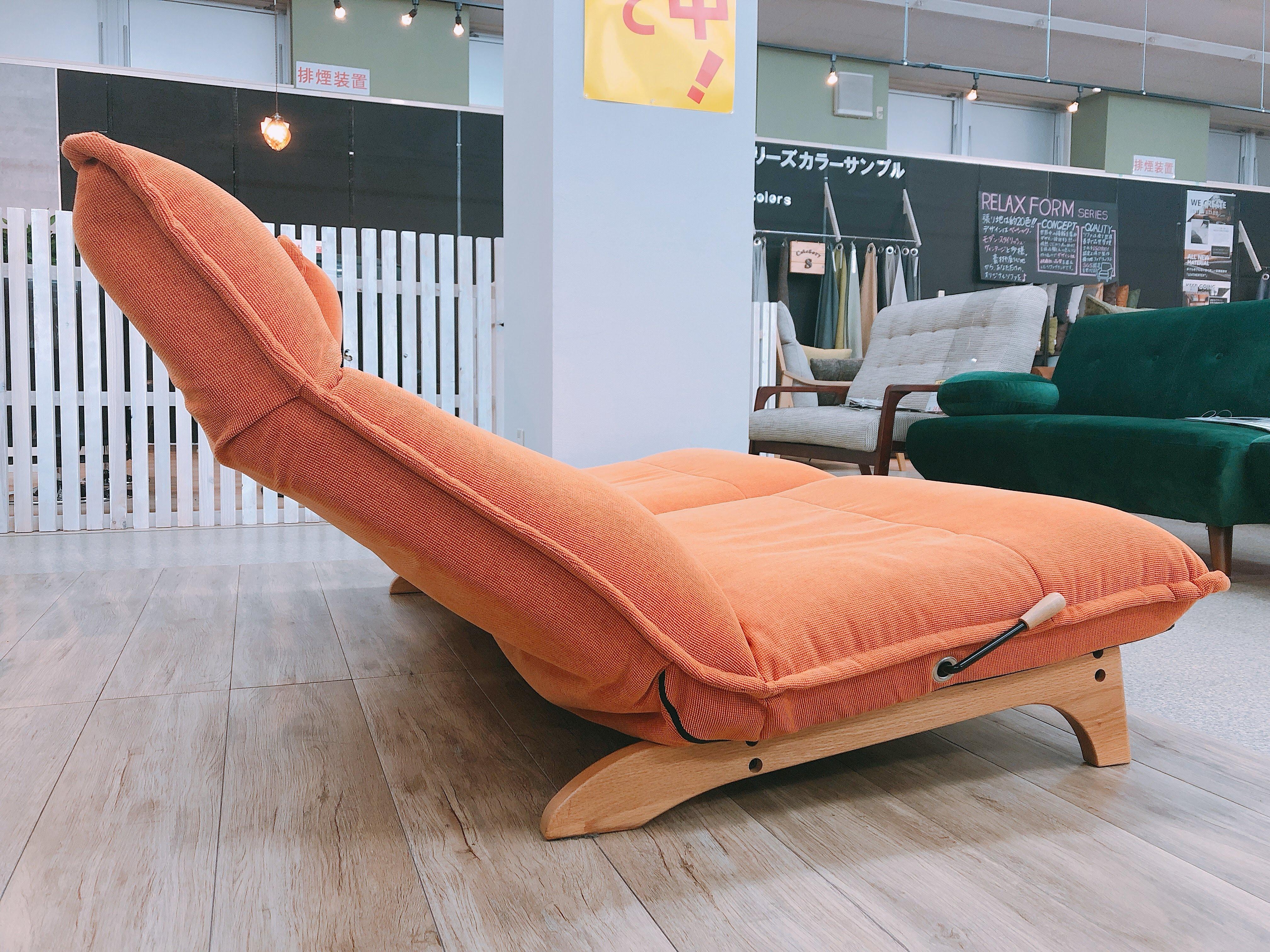 2人掛けリクライニングソファー モデルチェンジのための画像4