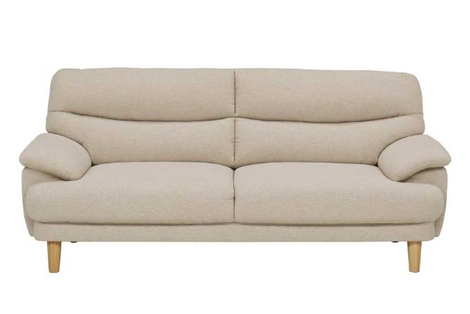 コンパクトソファー|使い勝手の良い小さめソファーの画像1