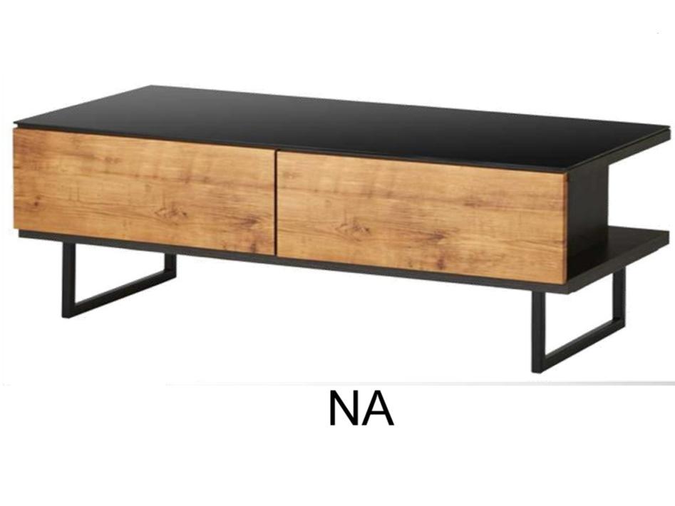105cm コンパクトでオシャレなセンターテーブルの画像4
