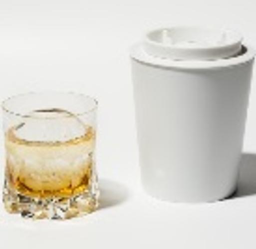 透明な丸氷が作れる製氷器 お客様があっと驚くの画像2