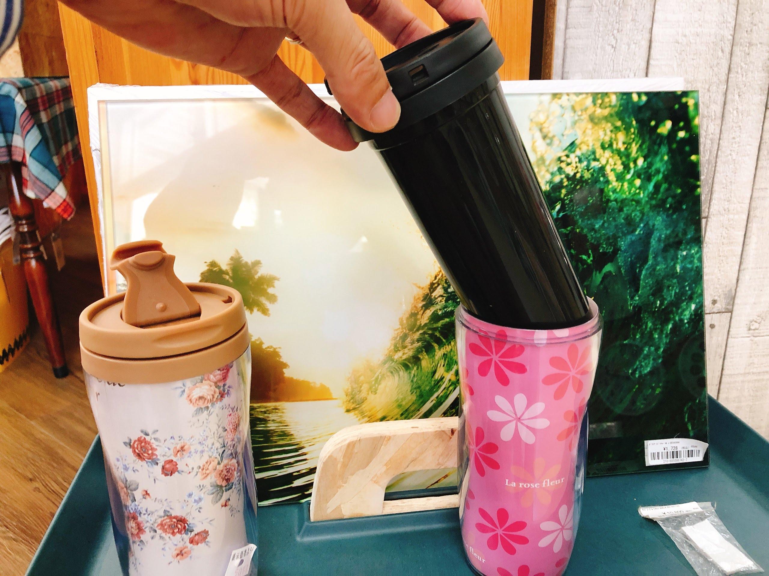 保温 保冷 二重構造ハンディ ボトル 商品入れ替えのための画像2