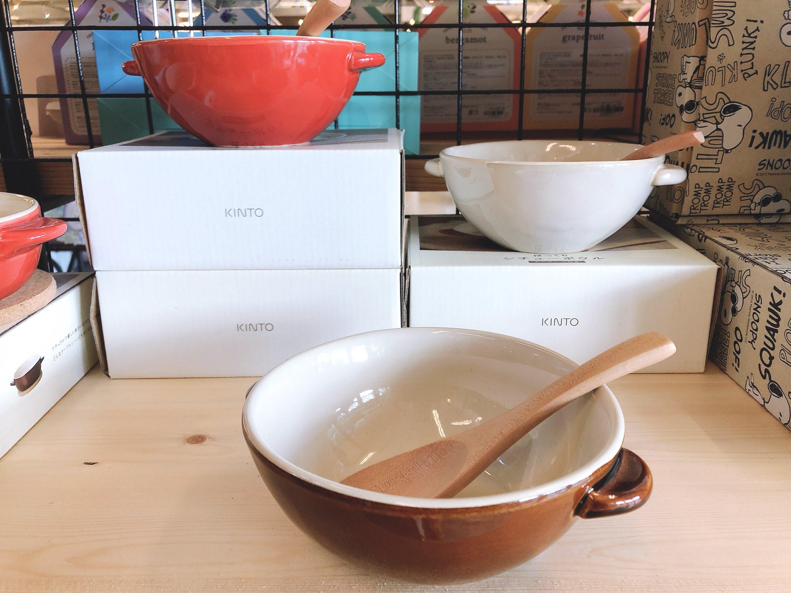 キント―  丸グラタン皿・オーバルグラタン皿・スープボウル 雑貨売り切り特価の画像3