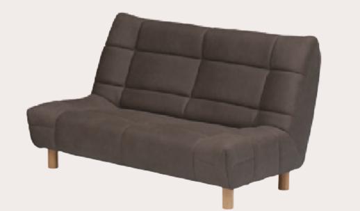人気の組み合わせ自由ソファーにレザーファブリック張地登場の画像3