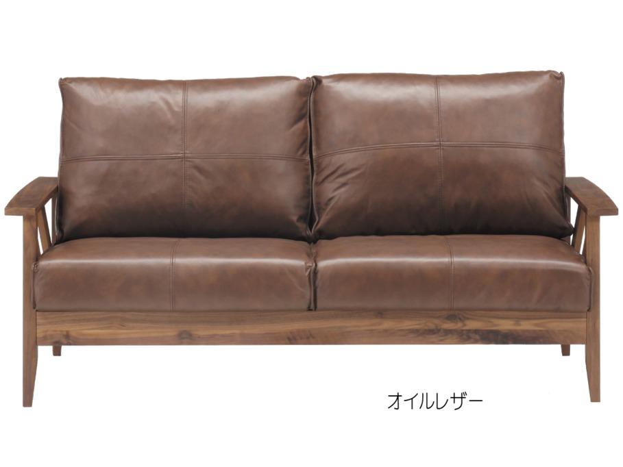 大人気のファブリック&ウッド 3人掛けソファーがバージョンアップで復活の画像2