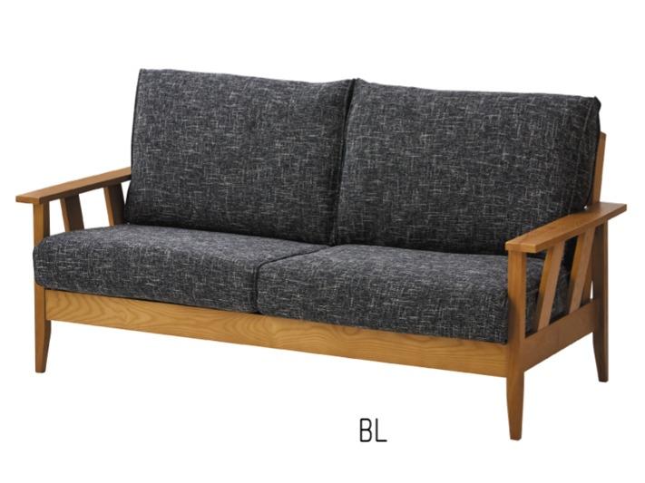 大人気のファブリック&ウッド 3人掛けソファーがバージョンアップで復活の画像4