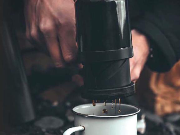 ツイストスタイルで濃厚なコーヒーをBARISTA&COの画像1