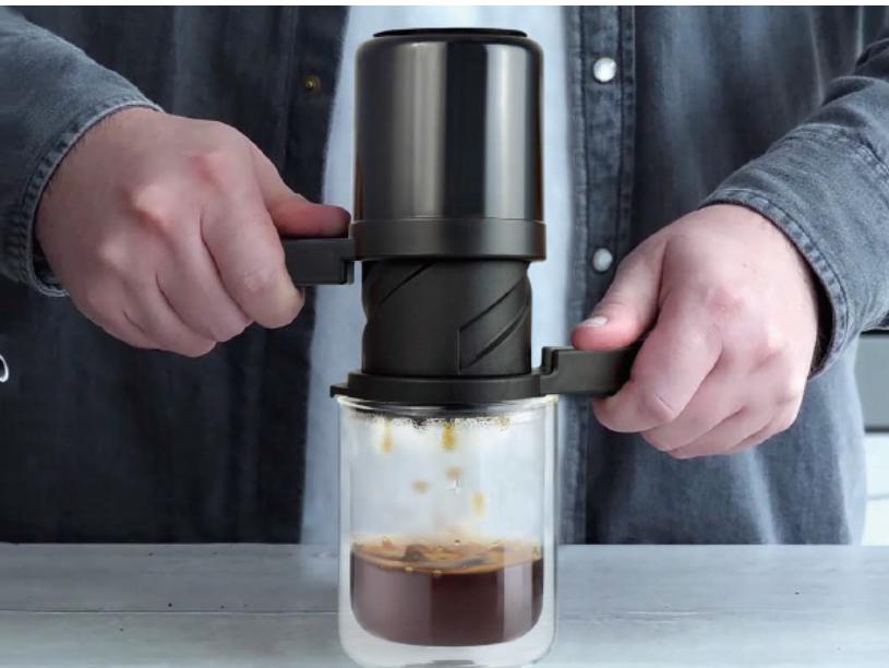 ツイストスタイルで濃厚なコーヒーをBARISTA&COの画像3