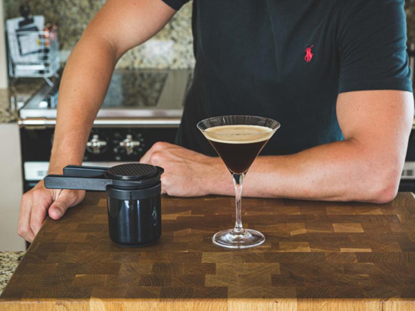 ツイストスタイルで濃厚なコーヒーをBARISTA&COの画像2