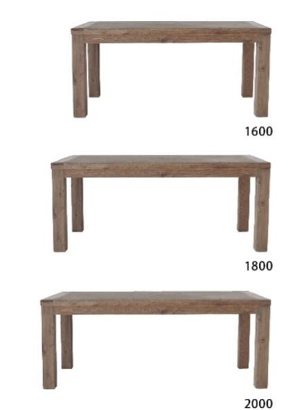 パイン古材のダイニングテーブル CRASHブランド Knot antiquesの画像3