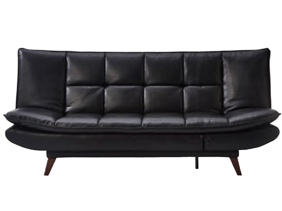 新素材ユーロテック張り変身ソファーベッドの画像3