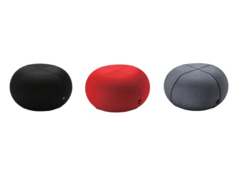 様々な用途で使用できる 便利なドーナッツ型バランスボールの画像4
