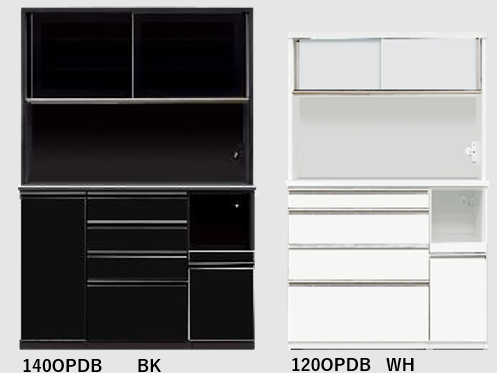 自由にカスタマイズできる。ユニット式 キッチンボード カウンターもの画像1