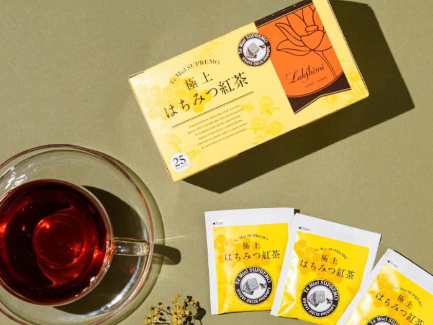 Lakshimi Te' Miel SUPREMO® 極上はちみつ紅茶®の画像1